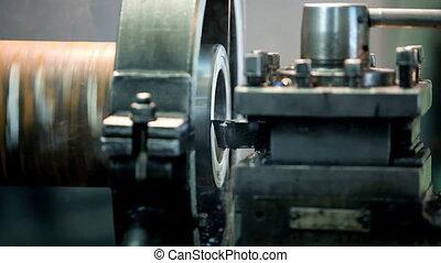 Turner - metalworking