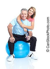 turnhalle, fitness, gesunder lebensstil