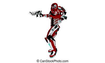 robot - turning robot