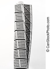 Turning Torso, Malm??, Sweden