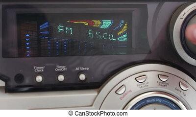 Turning up volume On audio equalizers