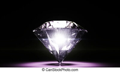 diamond - turnning diamond