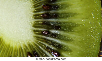 turns ripe fruit kiwi