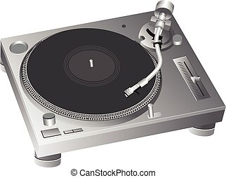 Turntable vector 2