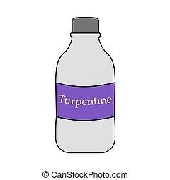 turpentine, icono