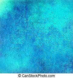 turquesa, abstratos, fundo