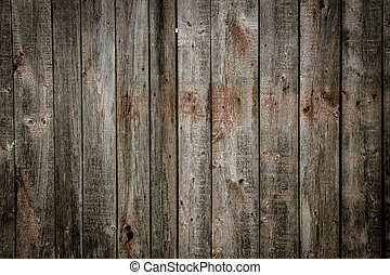 turquesa, madera, viejo, plano de fondo