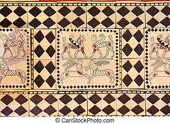 turquie, art ancien, musée, -, ankara, civilisations, anatolian