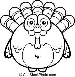 turquie, dessin animé