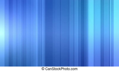 Turquoise and blue stripes
