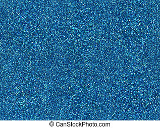 Turquoise blue color glitter texture background.