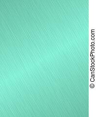 turquoise, brossé, linéaire, fond