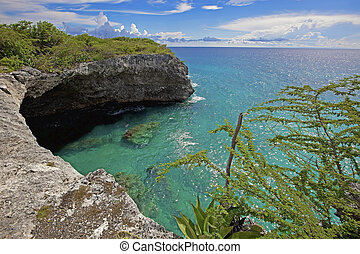 Turquoise Curacao