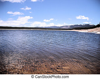 Turquoise Lake-Colorado