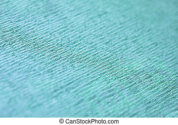 Turquoise wrapping paper texture