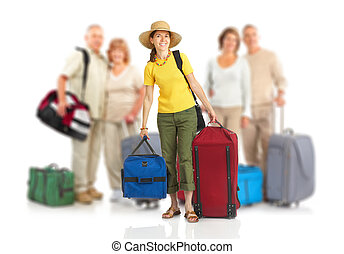 turyści