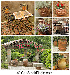 tuscan arbor collection