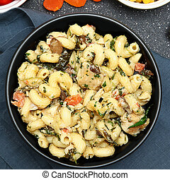Tuscan Chicken Pasta Meal