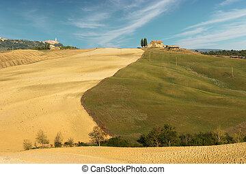 Tuscan land 2