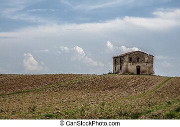 tuscan, paisagem