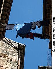 tuscan, parel, leven, volterra-everyday, middeleeuws