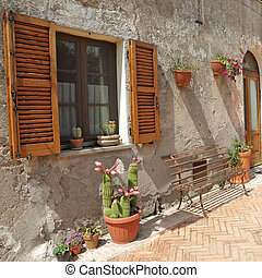 Tuscan style  - lifestyle in Tuscany