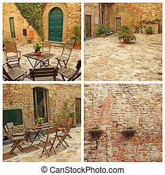 tuscan yard