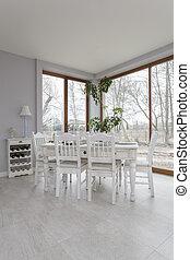 Tuscany - dining room