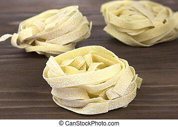 Tuscany durum wheat semolina pasta