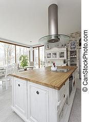 Tuscany - kitchen cooker