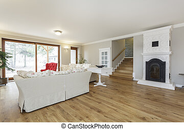 Tuscany - living room - Tuscany - bright living room and...