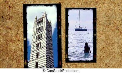 Tuscany montage