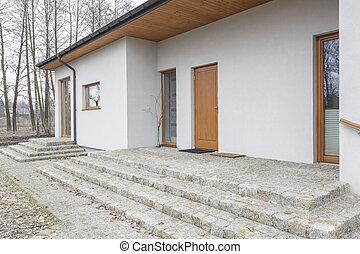 Tuscany - new house