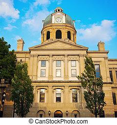 Tuscarawas County Courthouse