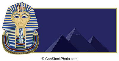 tutankhamun, ピラミッド