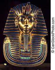 Tutankhamun's burial mask