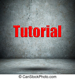 Tutorial concrete wall