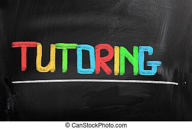 tutoring, 概念