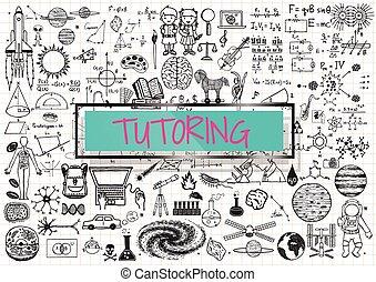 Tutoring on paper