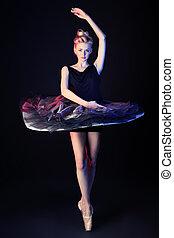 tutu, 芭蕾舞