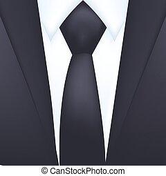 Tuxedo vector background
