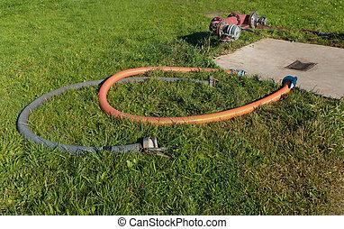 tuyaux eau
