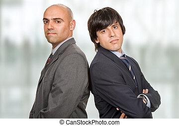 två herrar
