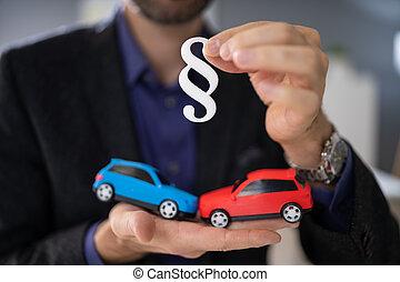 två, liten, underteckna, jurist, bilar, holdingen, avsnitt