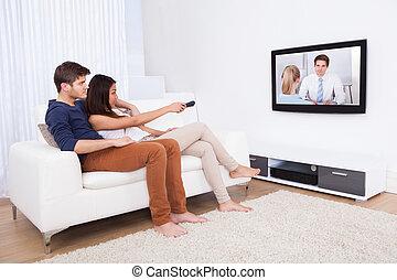 tv生活, 恋人, 部屋, 監視