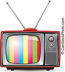 tv αναθέτω , μικροβιοφορέας , retro