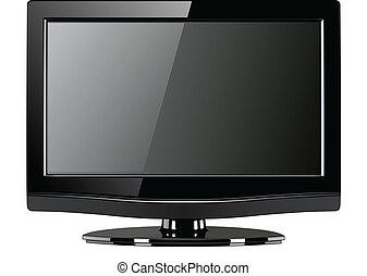 tv の モニター