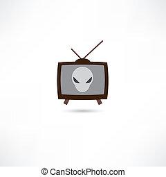 tv, サイエンスフィクション
