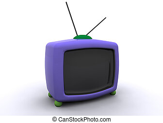 tv, レトロ