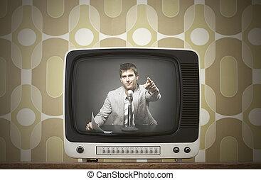 tv, 型